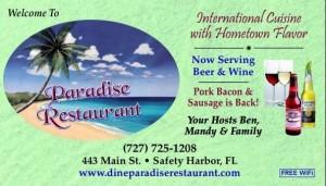 Paradisecard